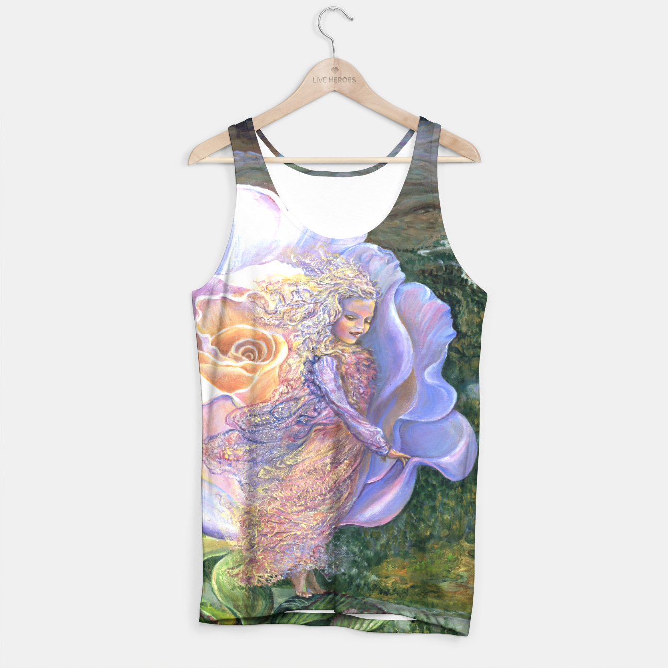 Image of Adrift Tank Top - Live Heroes