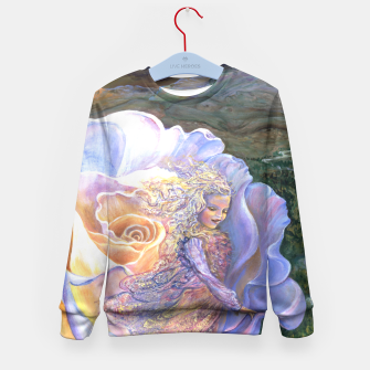 Thumbnail image of Adrift Kid's Sweater, Live Heroes