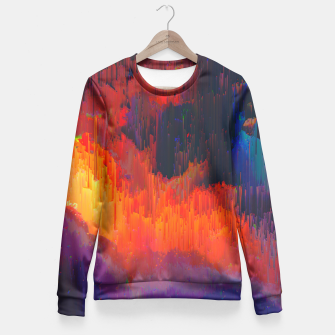 Constellations Fitted Waist Sweater thumbnail image