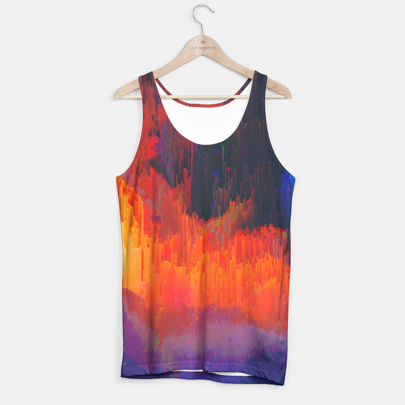 Image of Constellations Tank Top - Live Heroes