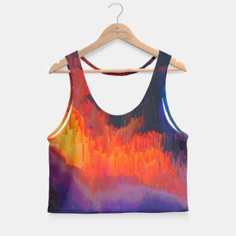 Thumbnail image of Constellations Crop Top, Live Heroes