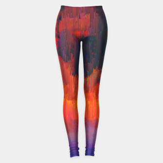 Thumbnail image of Constellations Leggings, Live Heroes