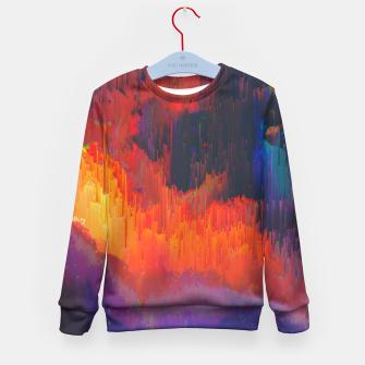 Thumbnail image of Constellations Kid's Sweater, Live Heroes