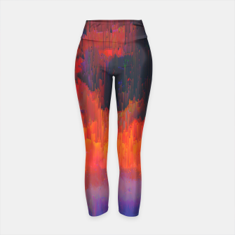 Thumbnail image of Constellations Yoga Pants, Live Heroes