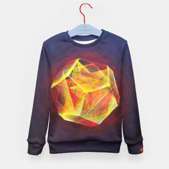 Thumbnail image of Art-I-Fact Kid's sweater, Live Heroes