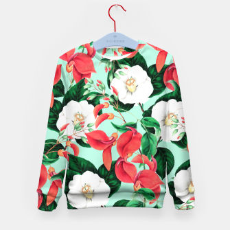 Thumbnail image of Royalty Kid's Sweater, Live Heroes