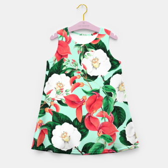Thumbnail image of Royalty Girl's Summer Dress, Live Heroes