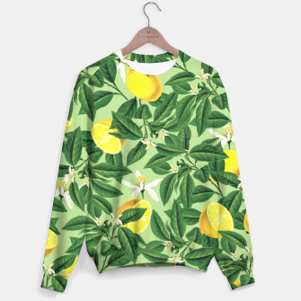 Thumbnail image of Lemonade V2 Sweater, Live Heroes