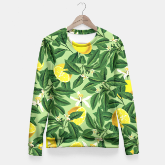 Thumbnail image of Lemonade V2 Fitted Waist Sweater, Live Heroes