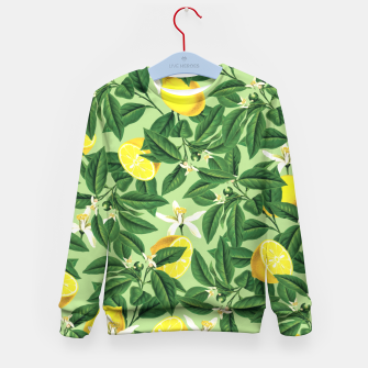 Lemonade V2 Kid's Sweater thumbnail image