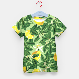 Lemonade V2 Kid's T-shirt thumbnail image