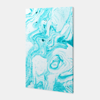 Thumbnail image of Ocean Blue Marble Canvas, Live Heroes