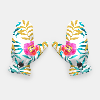 Thumbnail image of Floral Sweetness Gloves, Live Heroes