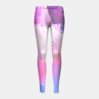 Thumbnail image of Humble Girl's Leggings, Live Heroes