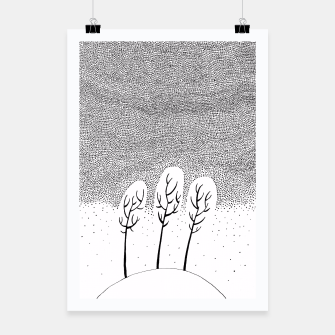 Thumbnail image of Snow Poster, Live Heroes