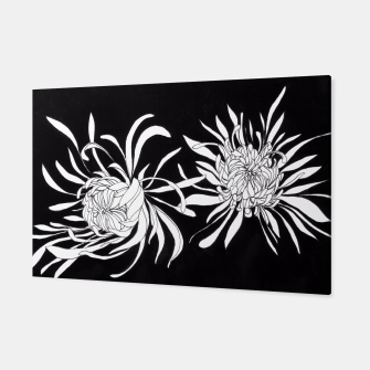 Thumbnail image of Chrysanthemums Canvas, Live Heroes