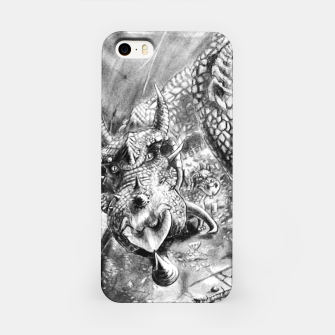 Thumbnail image of Dragon Family iPhone Case, Live Heroes