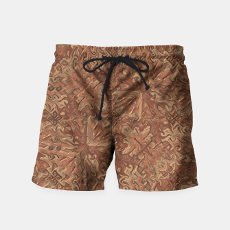 Thumbnail image of Gnarly Camouflage Swim Shorts, Live Heroes