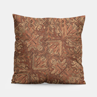 Thumbnail image of Gnarly Camouflage Pillow, Live Heroes