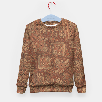 Thumbnail image of Gnarly Camouflage Kid's Sweater, Live Heroes
