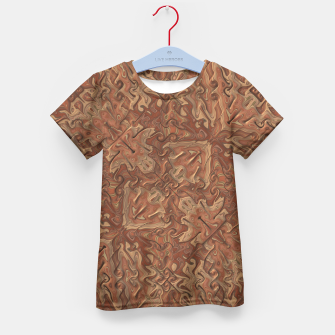 Thumbnail image of Gnarly Camouflage Kid's T-shirt, Live Heroes