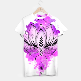 Thumbnail image of Mother Lotus Camiseta, Live Heroes