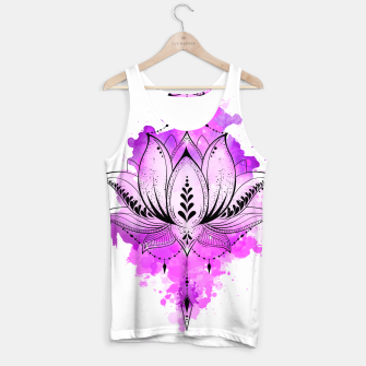 Thumbnail image of Mother Lotus Camiseta de tirantes, Live Heroes