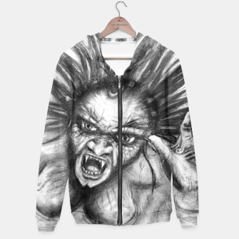 Thumbnail image of Mermaid Hoodie, Live Heroes