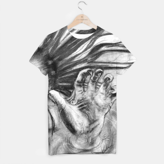 Thumbnail image of Mermaid T-shirt, Live Heroes