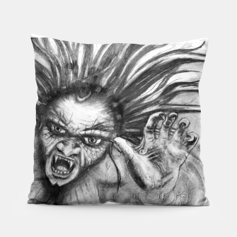 Thumbnail image of Mermaid Pillow, Live Heroes