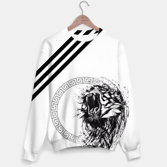 Thumbnail image of TiGER-G! Sweater, Live Heroes