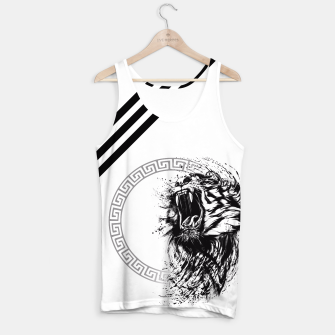 Thumbnail image of TiGER-G! Tank Top, Live Heroes