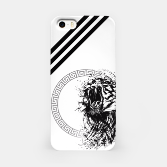 Thumbnail image of TiGER-G! iPhone Case, Live Heroes