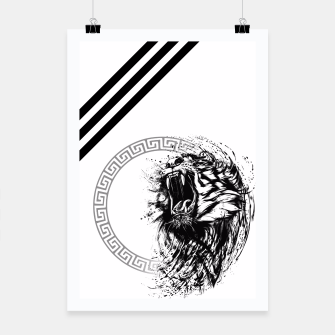 Thumbnail image of TiGER-G! Poster, Live Heroes