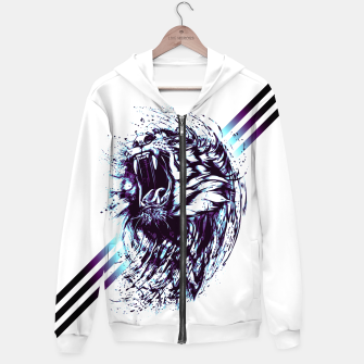 Thumbnail image of blue.TIGER-G! Hoodie, Live Heroes