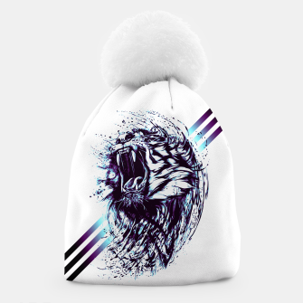 Thumbnail image of blue.TIGER-G! Beanie, Live Heroes