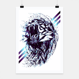 Thumbnail image of blue.TIGER-G! Poster, Live Heroes