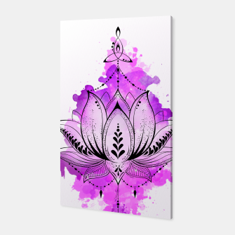 Thumbnail image of Mother Lotus Canvas, Live Heroes
