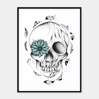 Thumbnail image of Poetic Wooden Skull  , Live Heroes