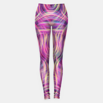 "Thumbnail image of ""Ghost in the firewall"" Leggings, Live Heroes"