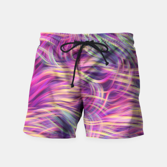 "Thumbnail image of ""Ghost in the firewall"" Swim Shorts, Live Heroes"