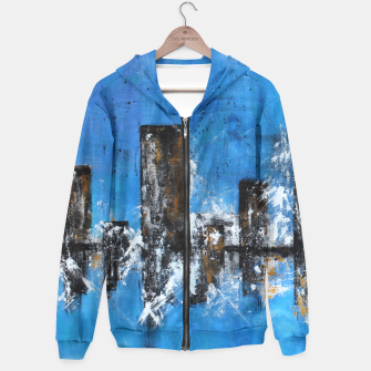 Thumbnail image of Cityscape Hoodie, Live Heroes