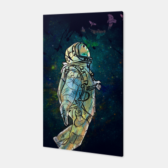 Thumbnail image of Spaceman Canvas, Live Heroes
