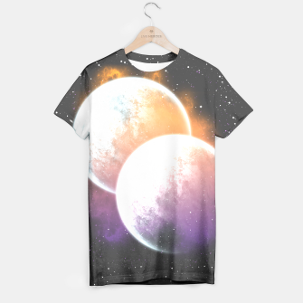 Miniaturka Together Forever Planets T-shirt, Live Heroes
