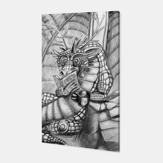 Thumbnail image of Reading Dragon Canvas, Live Heroes