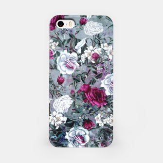 Thumbnail image of Botanical Flowers iPhone Case, Live Heroes