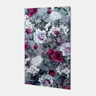 Thumbnail image of Botanical Flowers Canvas, Live Heroes