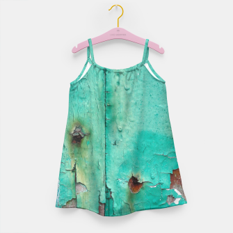 Miniature de image de Green door Girl's Dress, Live Heroes