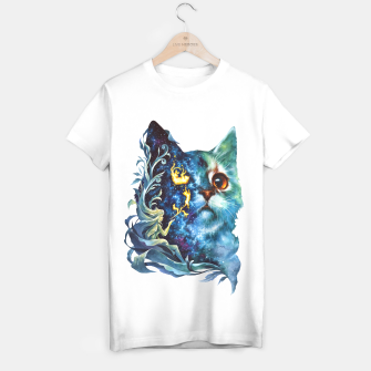 Thumbnail image of cat .4 T-shirt regular, Live Heroes