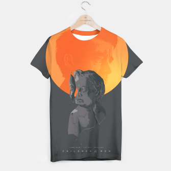 Thumbnail image of Children of men T-shirt, Live Heroes